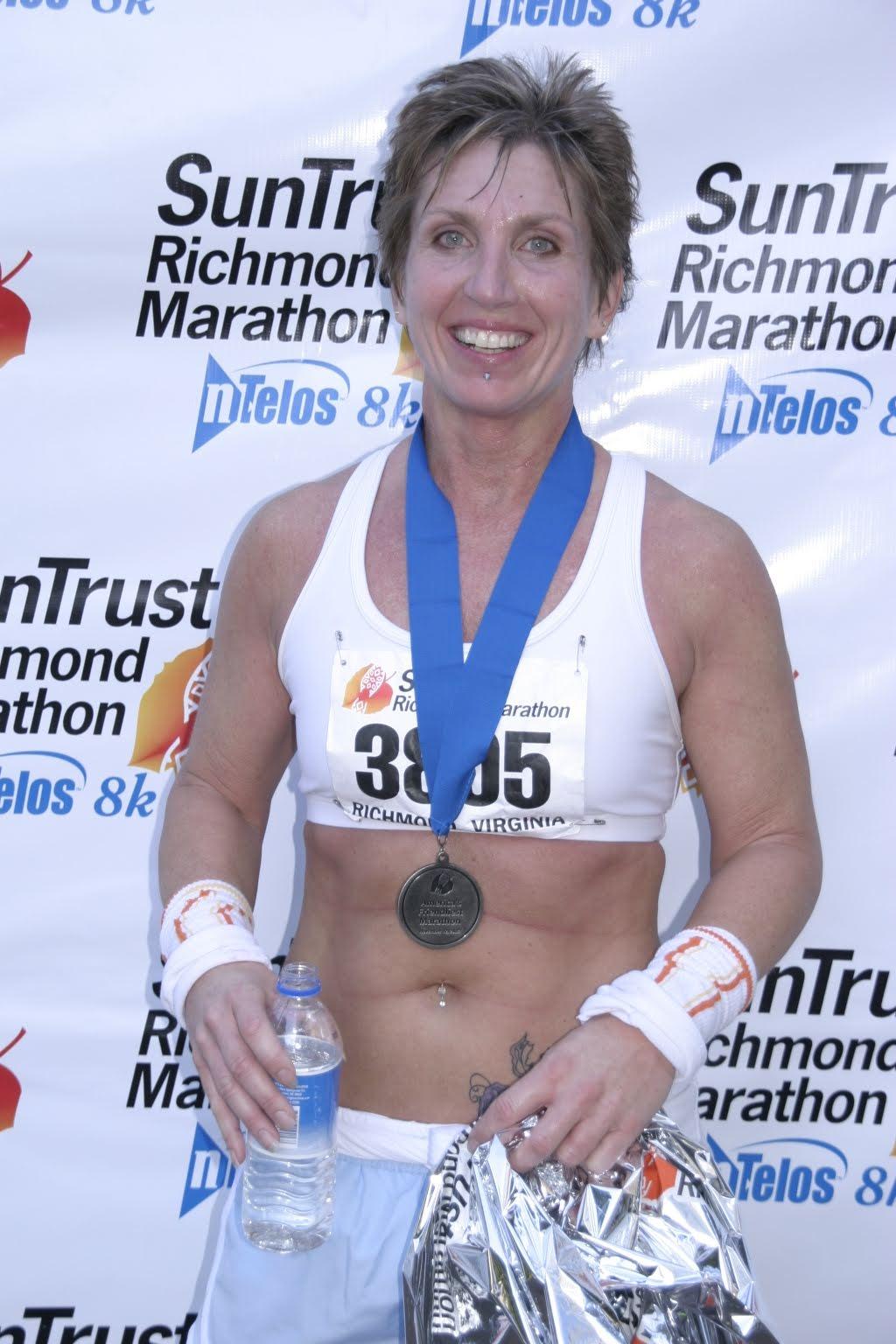 Richmond Marathon Beverly 11-12-05 10